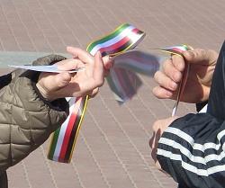 Сектанты планируют провести в городах России акцию «Пасхальная ленточка»